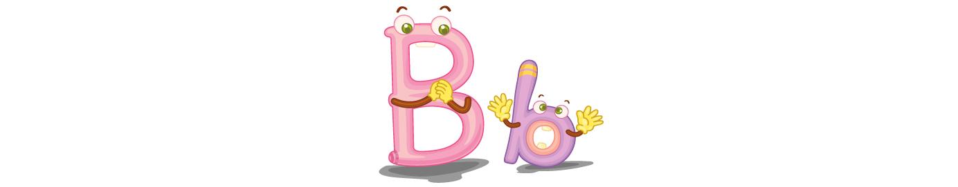 Lesson 2: Letter B - b