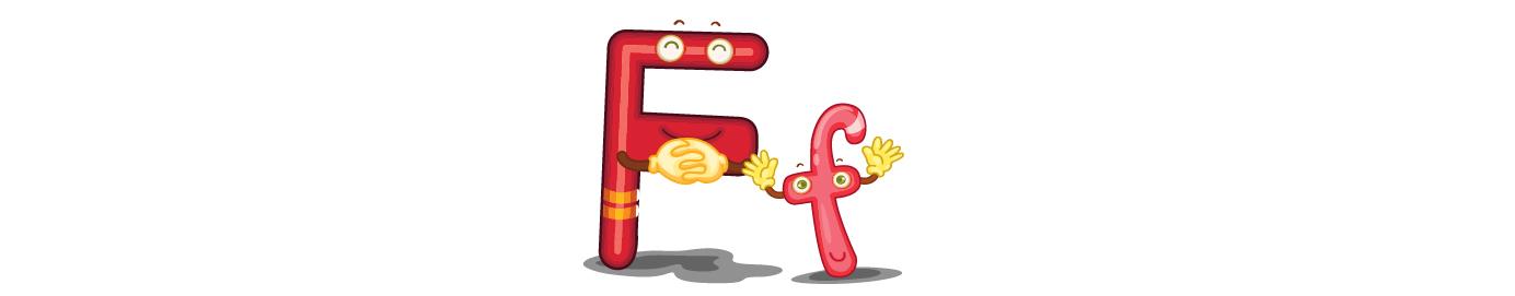 Lesson 6: Letter F - f