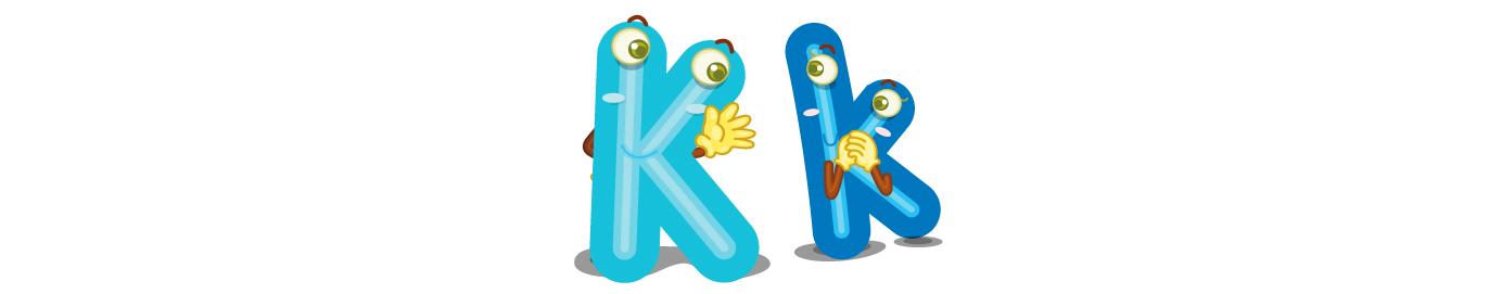 Lesson 11: Letter K - k
