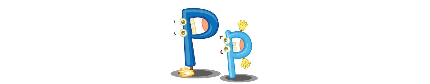 Lesson 16: Letter P - p