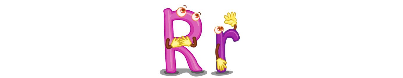 Lesson 18: Letter R - r