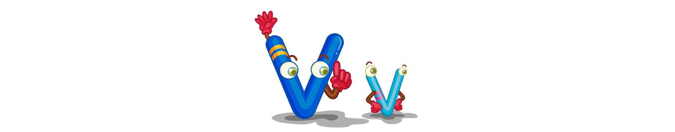 Lesson 22: Letter V - v