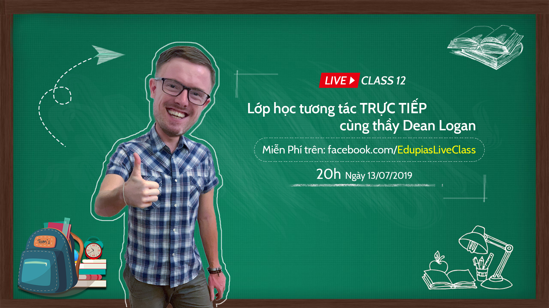 Live class tuần 12 - Chủ đề: