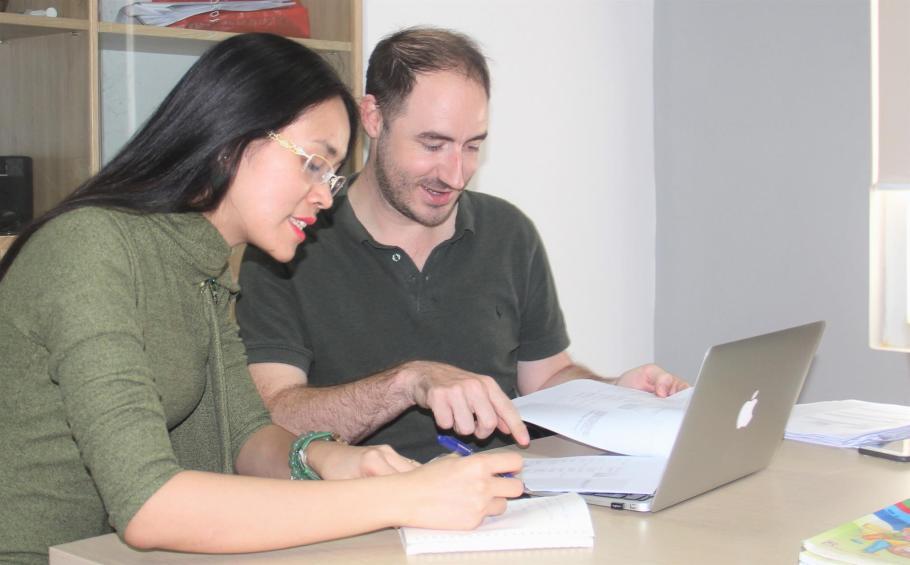 phương pháp giảng dạy tiếng anh online tiêu chuẩn quốc tế tại Edupia